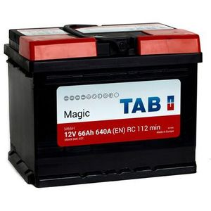 Akumulator TAB MAGIC 66Ah 640EN P wysoka